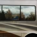 van sliding window